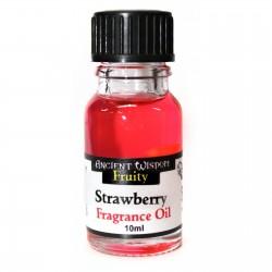 Aceite aromático Fresa