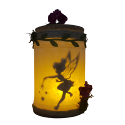 Campanilla lampara
